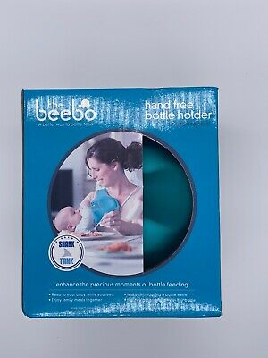 The Beebo Free Hand Bottle Holder - Teal- NEW- AUCTION