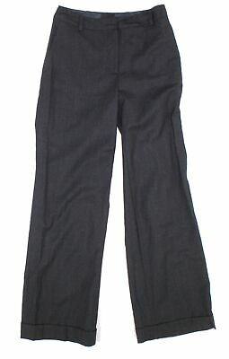 Eileen Fisher Women's Black Size Small S Wide Leg Dress Pants $168- #349