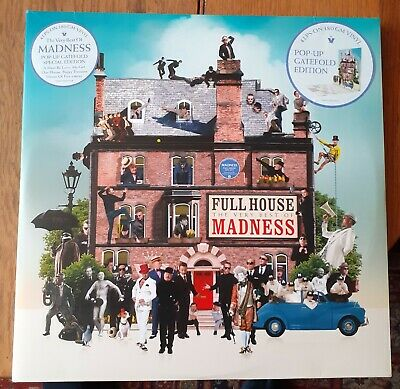 Madness - Full House The Very Best Of Madness [4 x LP's]