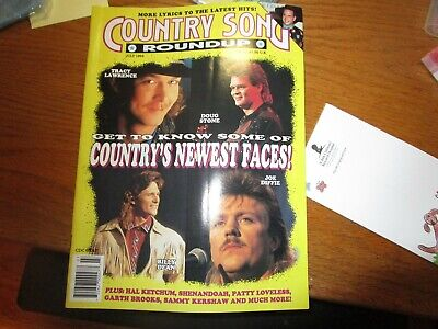 J Diffie,D Stone- Back Issue Of Country Song Roundup!!!!!!!!!!!!!!!!!!!!