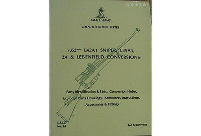 Collector Book----.7.62mm L42A1 SNIPER Lee-Enfield --- New!!