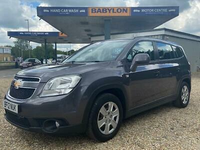 Chevrolet Orlando 1.8 16v ( 141ps ) 2012MY LS
