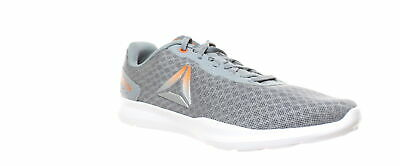Reebok Mens Dart Tr Grey/White/Fieora Cross Training Shoes Size 11