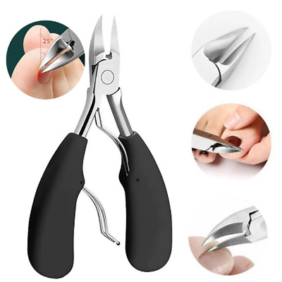 Thick Toenail Toe Nail Clippers Scissors Fungus Ingrown Chiropody Podiatry Plier