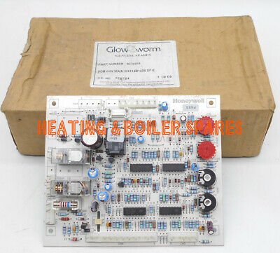 Gloworm Swiftflow MAIN PCB S202253