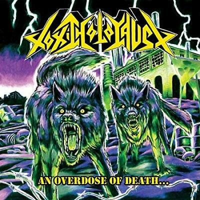 TOXIC HOLOCAUST - AN OVERDOSE OF DEATH - ID4z - vinyl LP - New