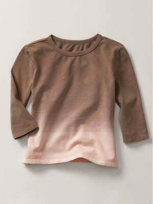 NWT Girls Stella McCartney for Gap Kids 3/4 Sleeve Tee Multicolor Size 8 (6)