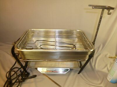 Vintage Farberware Open Hearth Electric Broiler Grill Counter Top