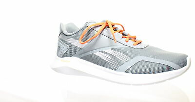 Reebok Mens Energylux 2.0 Gray Running Shoes Size 11.5 (883407)