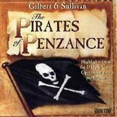 Pirates of Penzance (Gilbert & Sullivan) [CD] Highlights from the D'Oyly Cart...