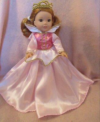 Fairy Princess Set fits American Girl Wellie Wisher Doll 14.5 Inch Seller lsful