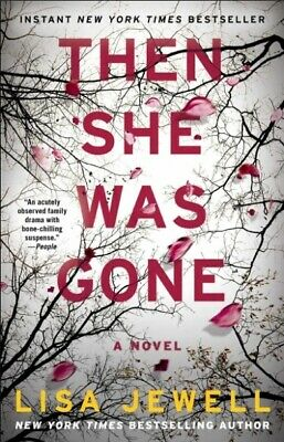 Then She Was Gone:A Novel by Lisa Jewell Fast Shipping [P.D.F,Epub,Mobi]🔥