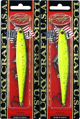 805 Large Mouth Bass LUCKY CRAFT Slim Shad D-9