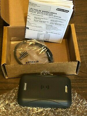 **NEW IN BOX**  SCHLAGE / LENEL MT15-485 GRAY Multi-Technology Card Reader