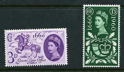 GB 1960 Commemorative Stamps~GLO.~Unmounted Mint Set~UK Seller