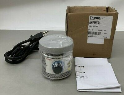 New Thermo Scientific Student Round Hot Plate HP2305BQ, 120V