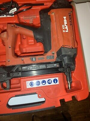 Hilti Gx 2 with Two Batteries