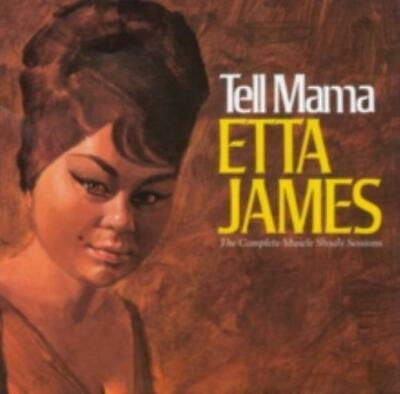 Etta James: Tell Mama: Comp Muscle Shoals Sessions (Cd.)