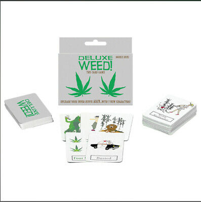STONER LOONACY cardmatching game for potheads NEW /& SEALED ENGLISH 18+