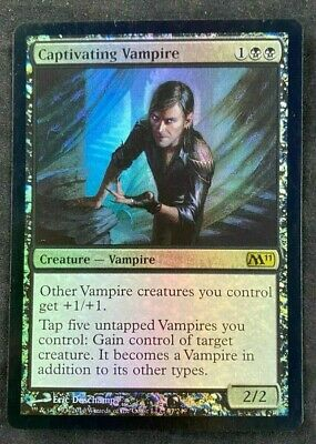 captivating vampire nm//lp  mtg