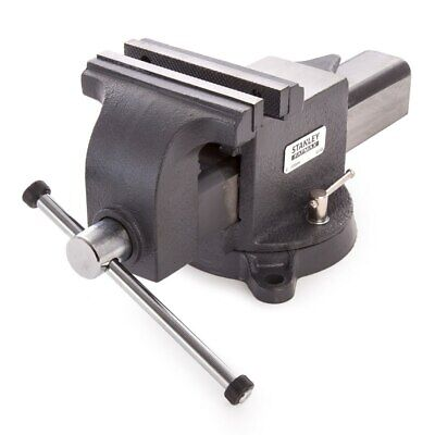 Stanley 1-83-068 Heavy Duty Engineers Bench Vice 6 Inch / 150mm