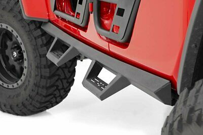 Rough Country Jeep Contoured Drop Steps 2020 Gladiator JT