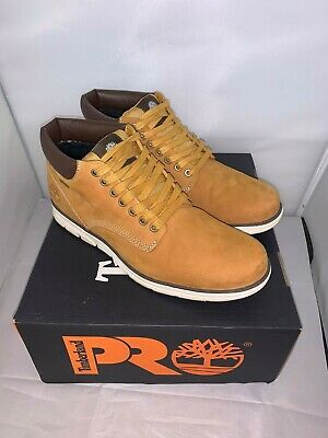 Timberland Bradstreet Chukka Mens Ankle boots B Grade In Wheat Size UK 6-14