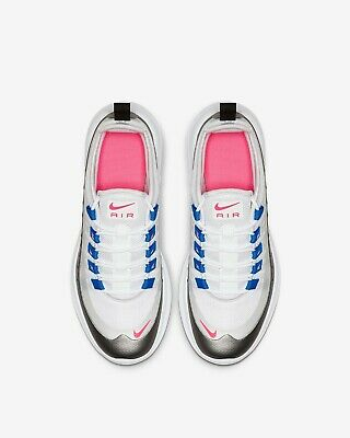 Nike Air Max AXIS UK SIZE 6 White Hyper Pink Black Womens, Girls EUR 39 NEW