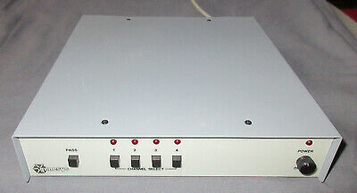 Genesys GSWT4 4 Channel Switcher Controller GSWT-4