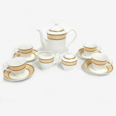Gold Coast 13 Piece The Ultimate Tea Set