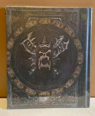 New Sealed The Art of World of Warcraft Warlords of Draenor