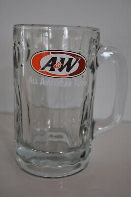 Vintage A&W Rootbeer All American Food Heavy