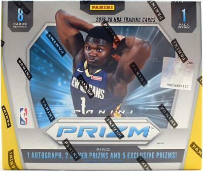 2019/20 Panini Prizm Choice Basketball Hobby Box