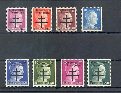 Germany 1945-Local=R.f. French Occupation 8 St. ** Mnh Vf