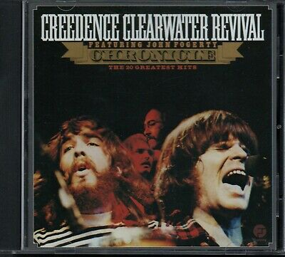 CREEDENCE CLEARWATER REVIVAL - Chronicle - CD Album *Best Of**Hits**Collection*