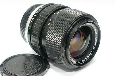 Olympus OM system 35-70mm f4 S MC Zuiko lens fits OM camera mount