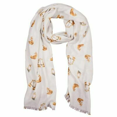 Wrendale Designs - 'Born to be Wild' Scarf