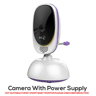 BT Video Baby Monitor 5000/6000 Additional Camera With PSU (Power Supply) NEW!*