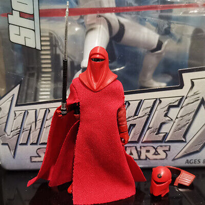 "Star Wars The Black Series 3.75/"" Walmart Emperor/'s Royal Guard Loose Complete"