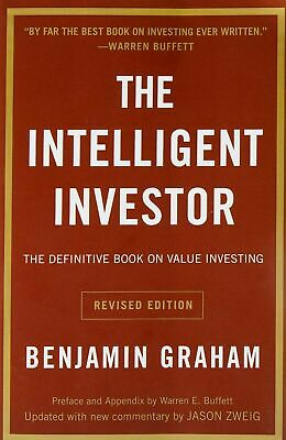 The Intelligent Investor By Benjamin Graham (P.D.F) - FAST DELIVERY Ebook