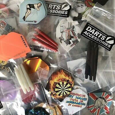 Dart Flights And Shafts Stems Special Offer! 20 Sets + Free Gift! Top Brands