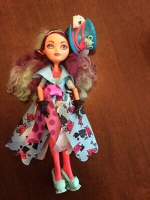 Ever After High Way Too Wonderland Madeline Hatter Replacement Tight Hot Pink