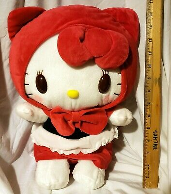 FREE SHIP! NEW SANRIO MY MELODY CLASSICAL MASCOT DANGLE PLUSH SET OF 3 JAPAN