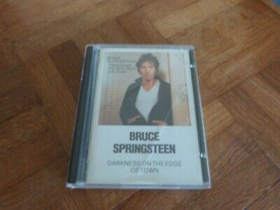 Bruce Springsteen Darkness On The Edge Of Town - Minidisc Mini Disc Md