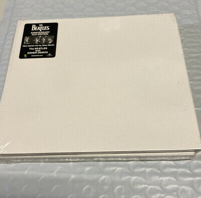 THE BEATLES - White Album [50th Anniversary/Esher Demo] 3 CD Set Brand New