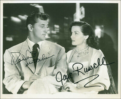 Macao Movie Cast - Autographed Signed Photograph With Co-Signers
