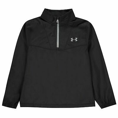 Under Armour Storm Woven HZ Youngster Boys Pullover Jumper