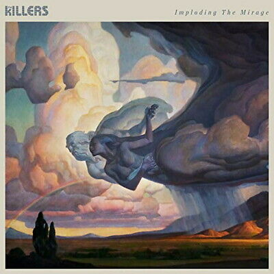 Killers-Imploding The Mirage-Japan Cd F56