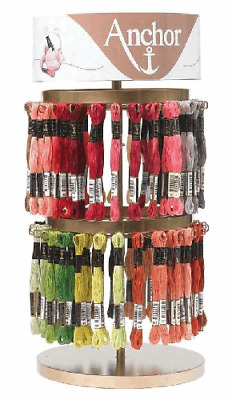 Anchor Stranded Cotton 8m No/'s 1064-1098 100/% Cotton Embroidery Thread Skeins