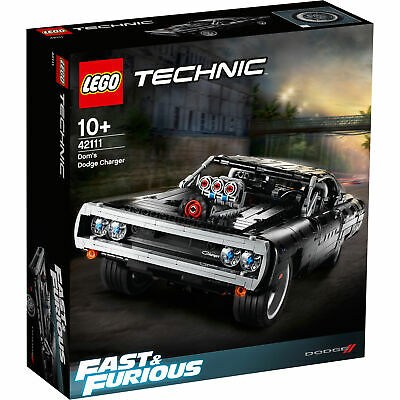 LEGO Technic The Fast and the Furious Dom's Dodge Charger